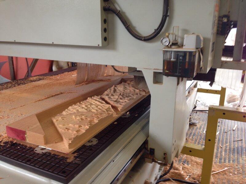 CNC MACHINE UK